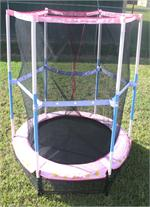 4ft 7in (55in) My First Princess Trampoline